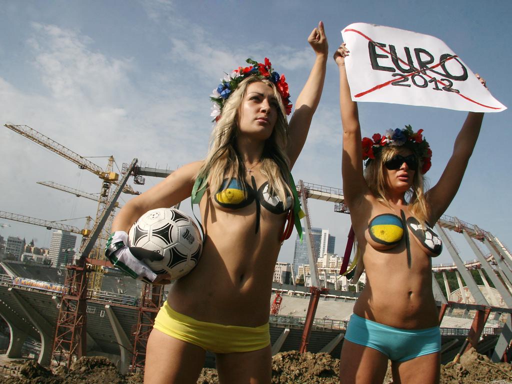 Ukraińskie prostytuki