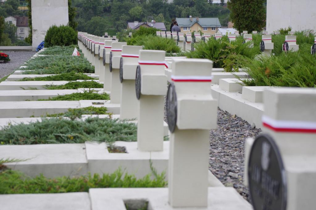 Czy warto jechać do Lwowa Cmentarz Orląt Lwowskich