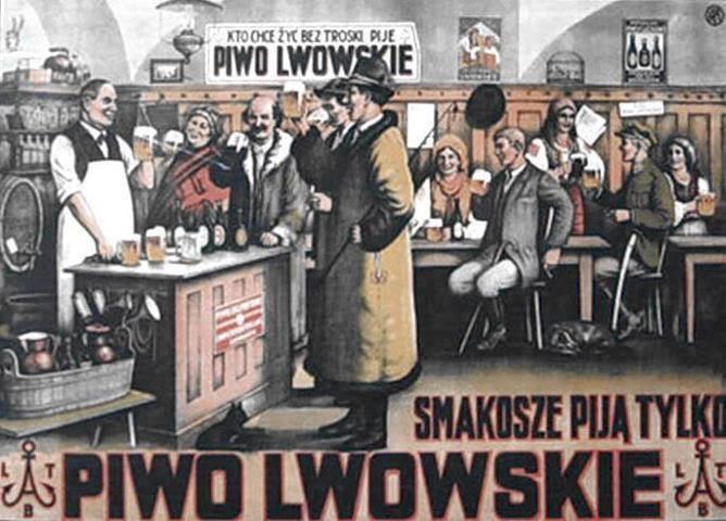 Weekend we Lwowie piwo lwowskie
