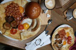 śniadanie we lwowie