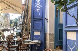 Restauracja Tante Sophie cafe escargot
