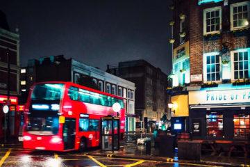Komunikacja miejska w Londynie