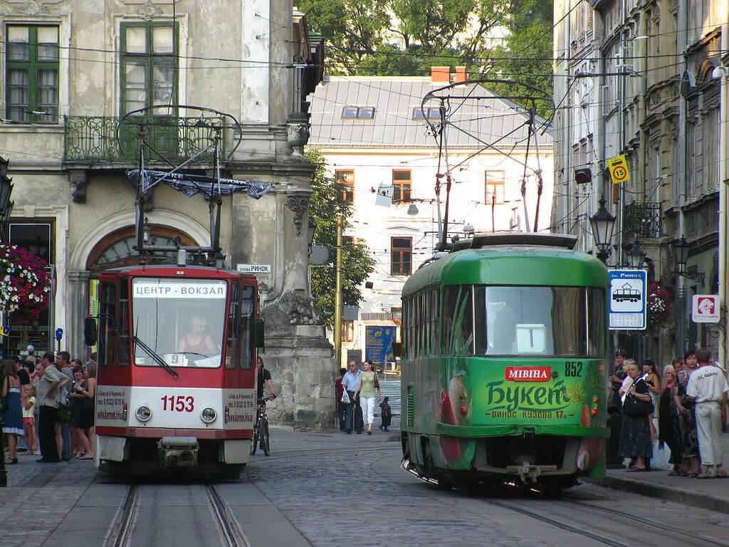 Tramwaje we Lwowie