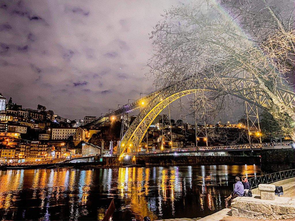 Ponte Dom Luís I Porto