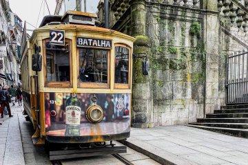 Komunikacja w Porto