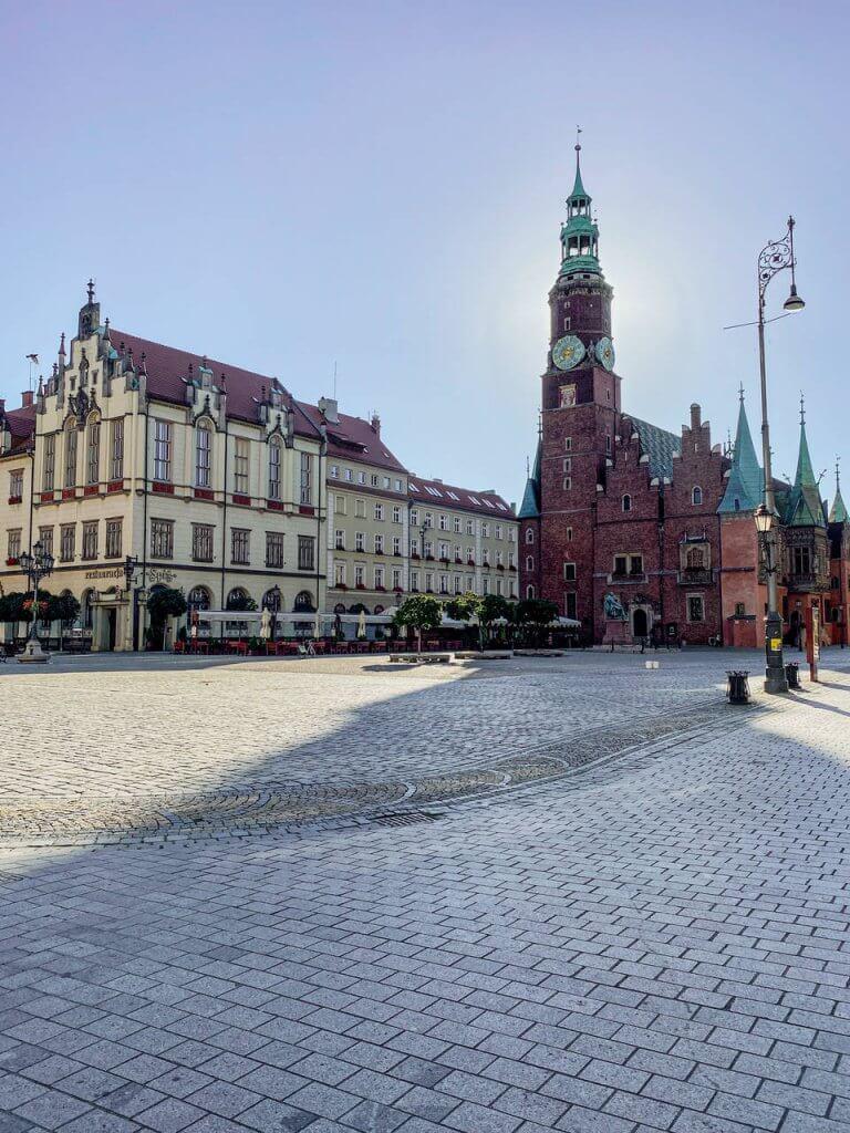 Co zobaczyć we Wrocławiu Rynek