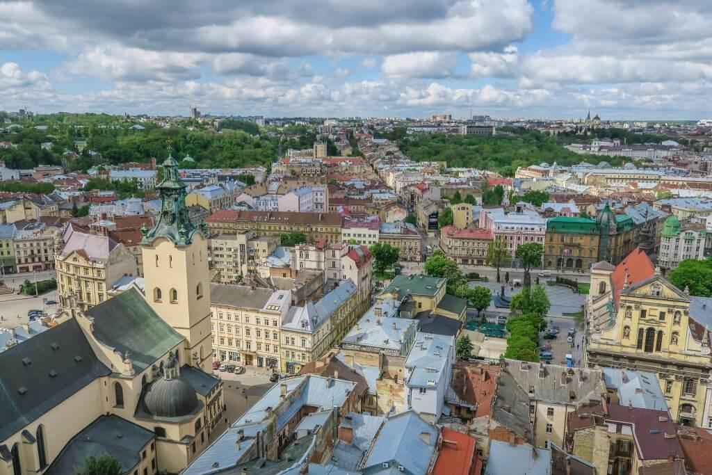 koronawirus we Lwowie