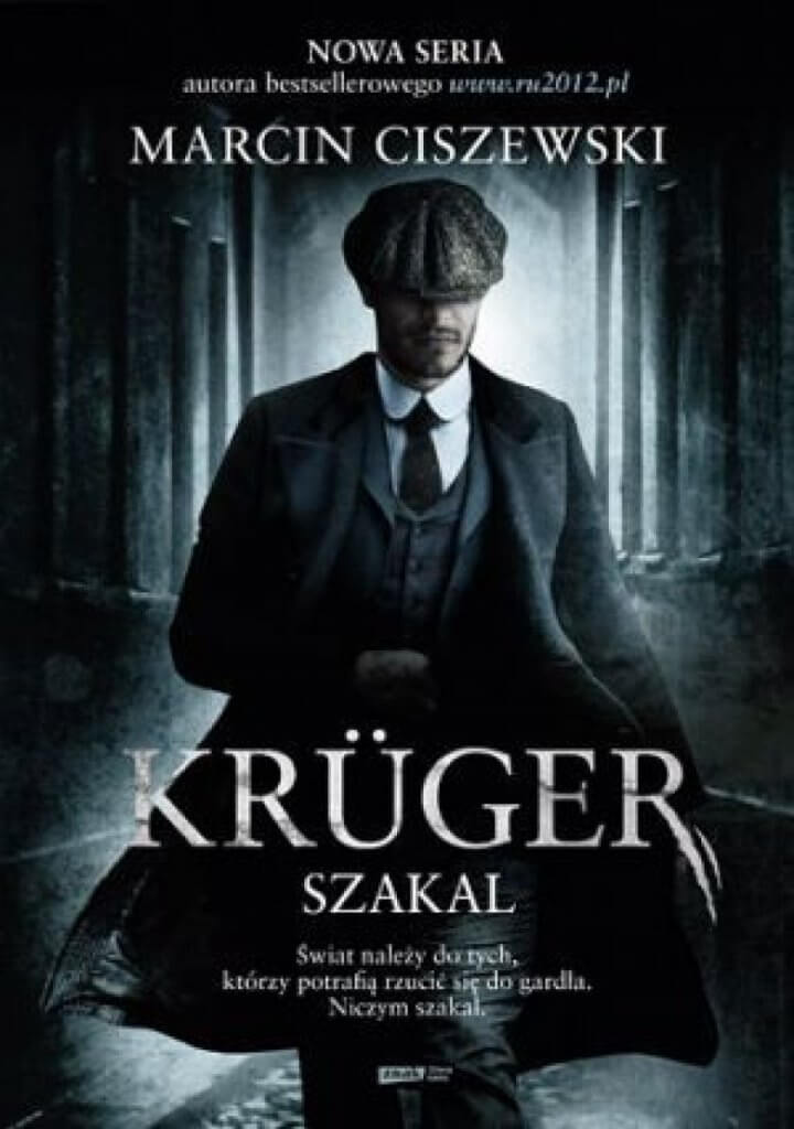 Marcin Ciszewski Kruger