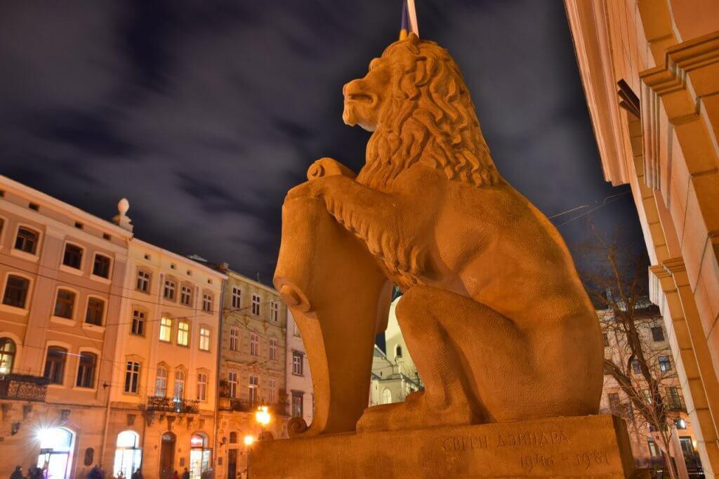 Lwów na Rynku