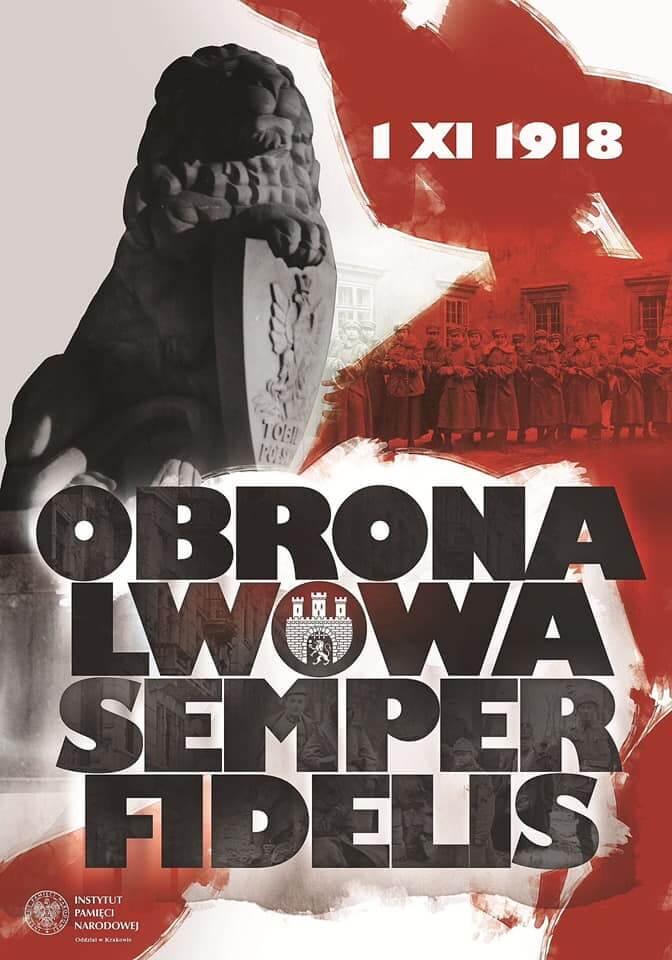 Polski Lwów Obrona Lwowa