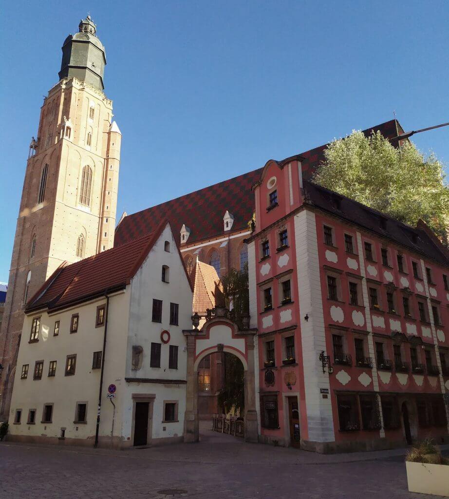 Rynek we Wrocławiu Co zobaczyć we Wrocławiu