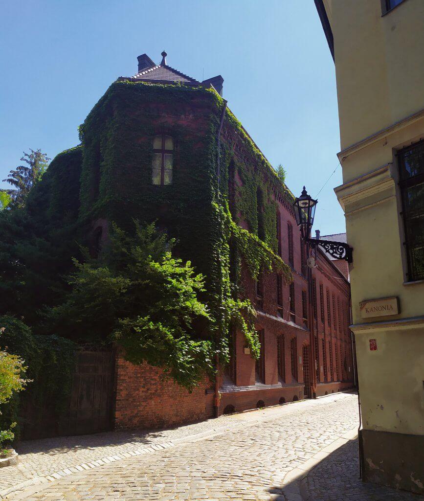 Wrocław atrakcje - Ostrów tumski