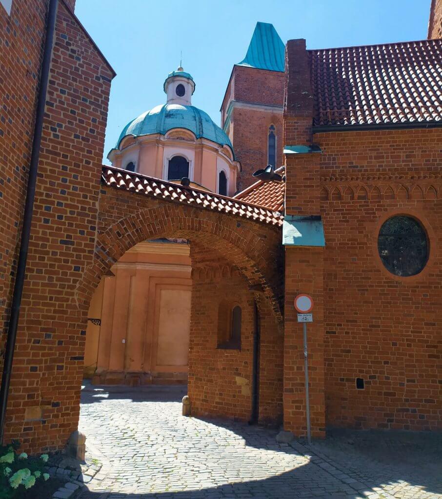 Wrocław atrakcje ostrów tumski