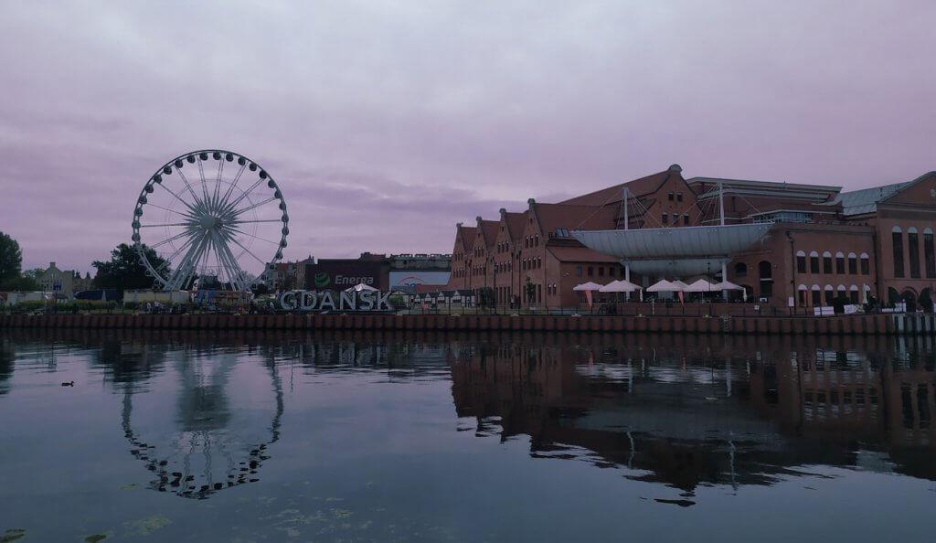 Długie pobrzeże-Co zobaczyć Gdańsk