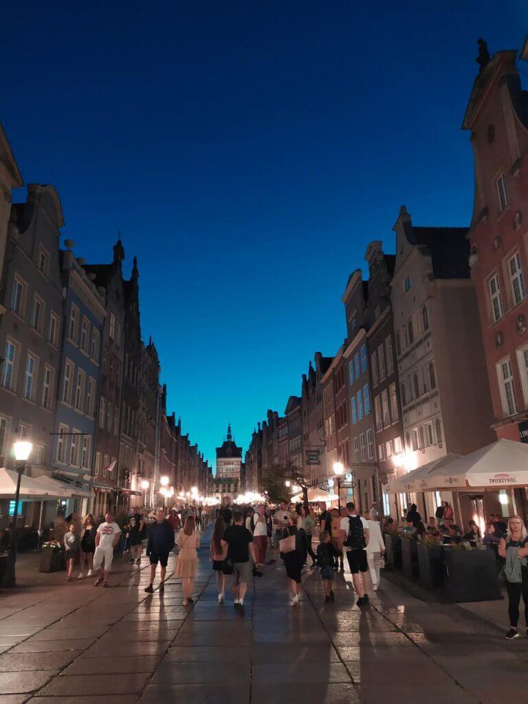 Atrakcje Gdańsk - Długi Targ
