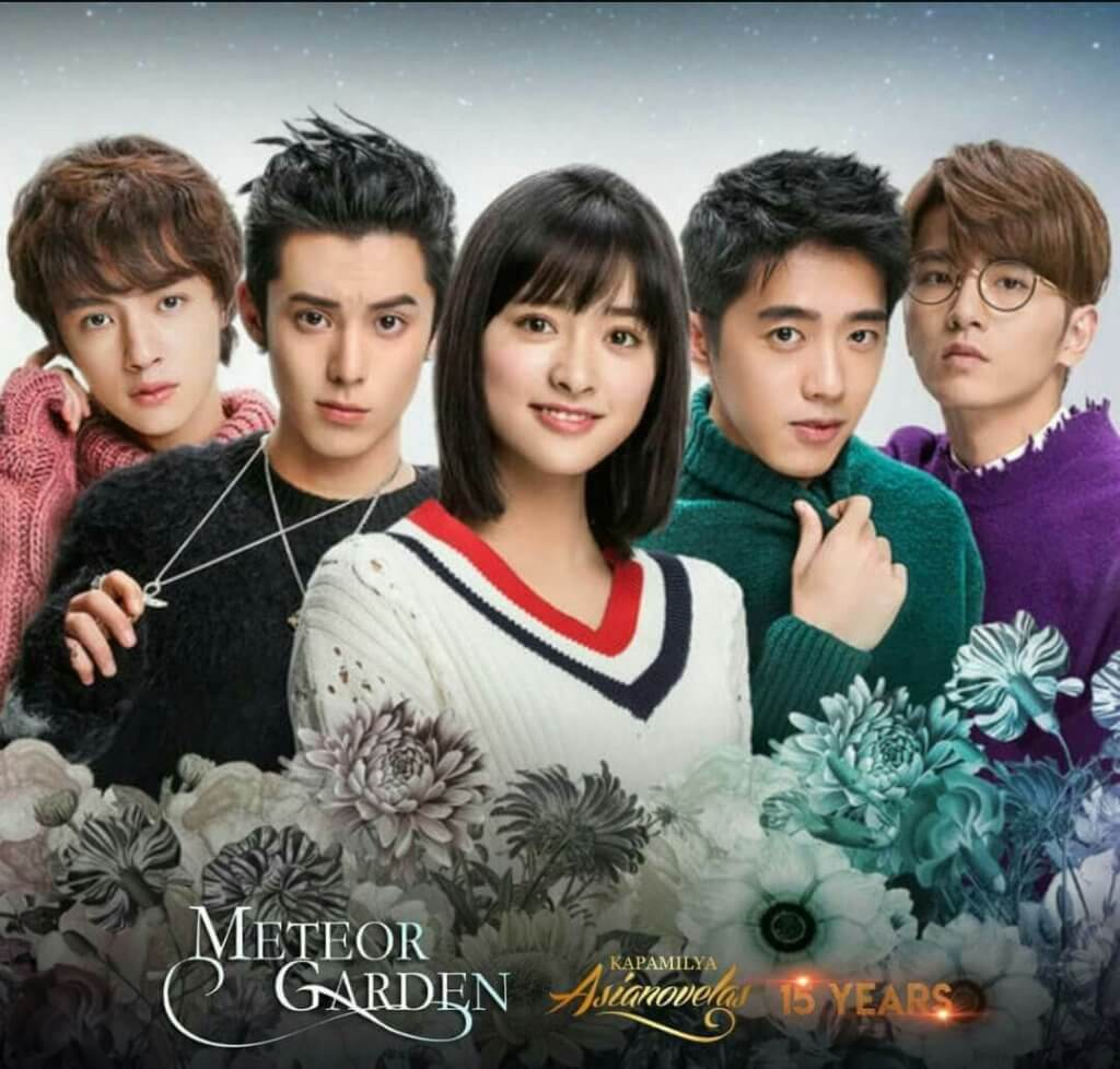 Meteor Garden - dramy koreańskie