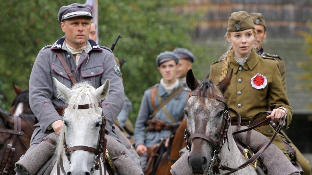 Seriale historyczne polskie