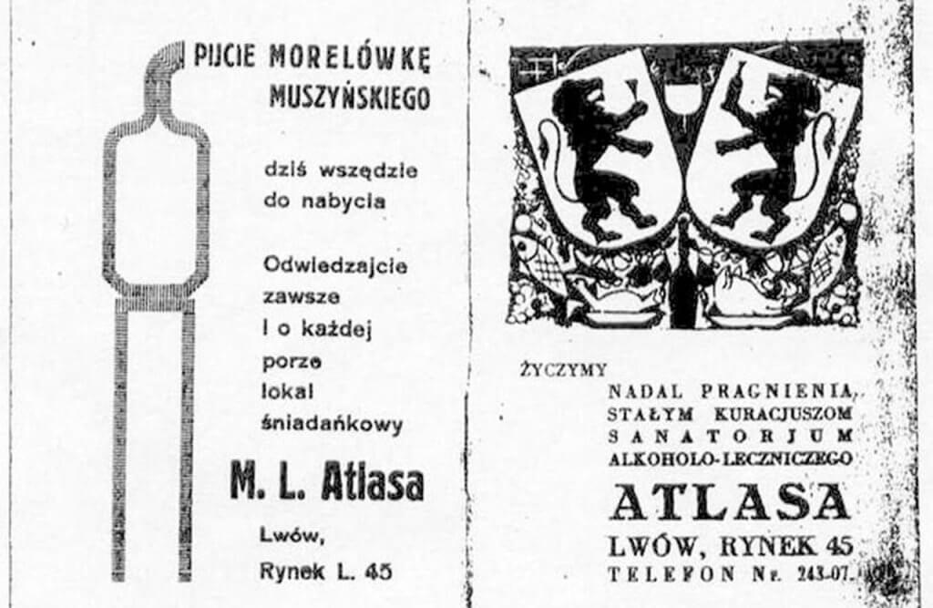 Restauracja Atlas Lwów