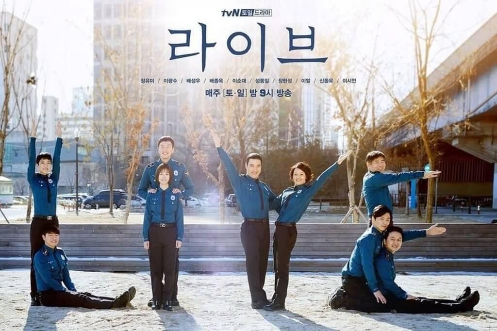 serial koreański Live