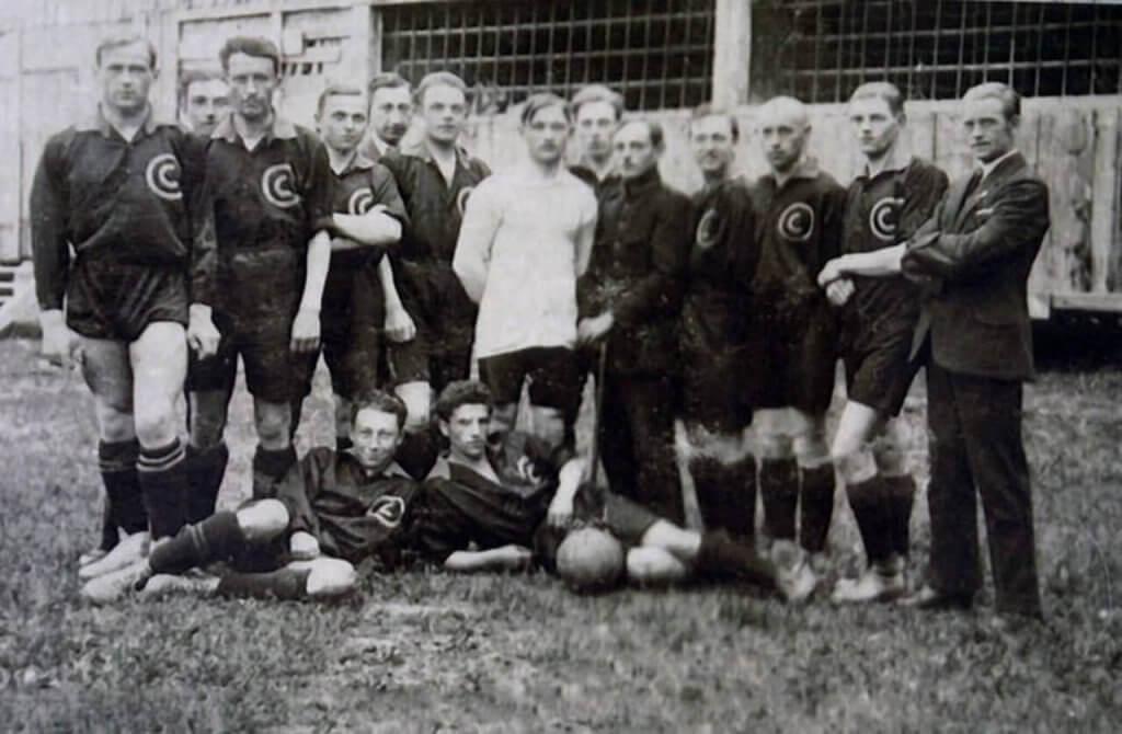 Czarni Lwów - piłka nożna we Lwowie