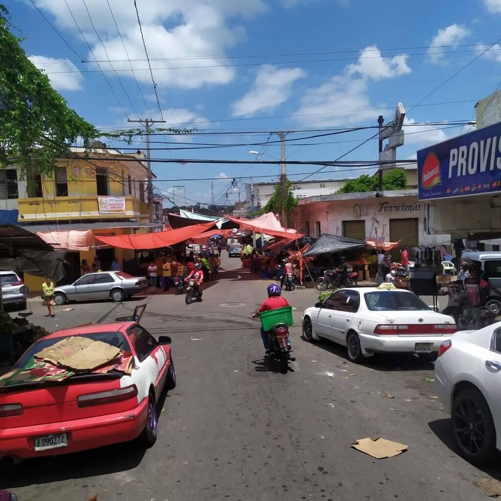 Targ Dominikański Dominikana atrakcje