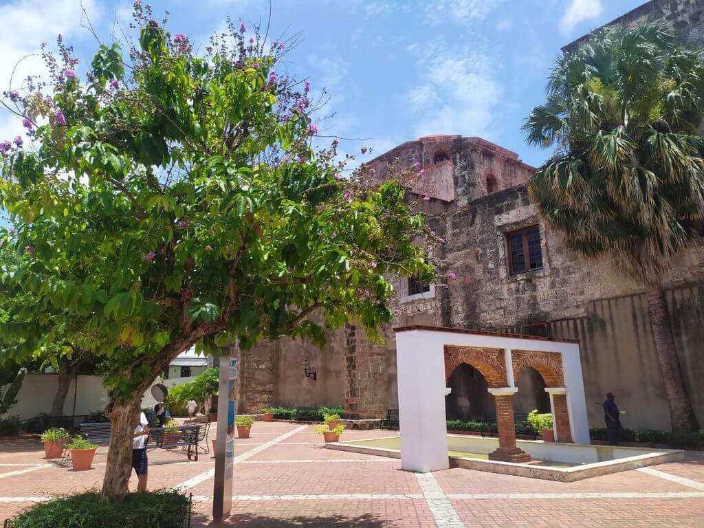 Santo Domingo atrakcje Dominiakana