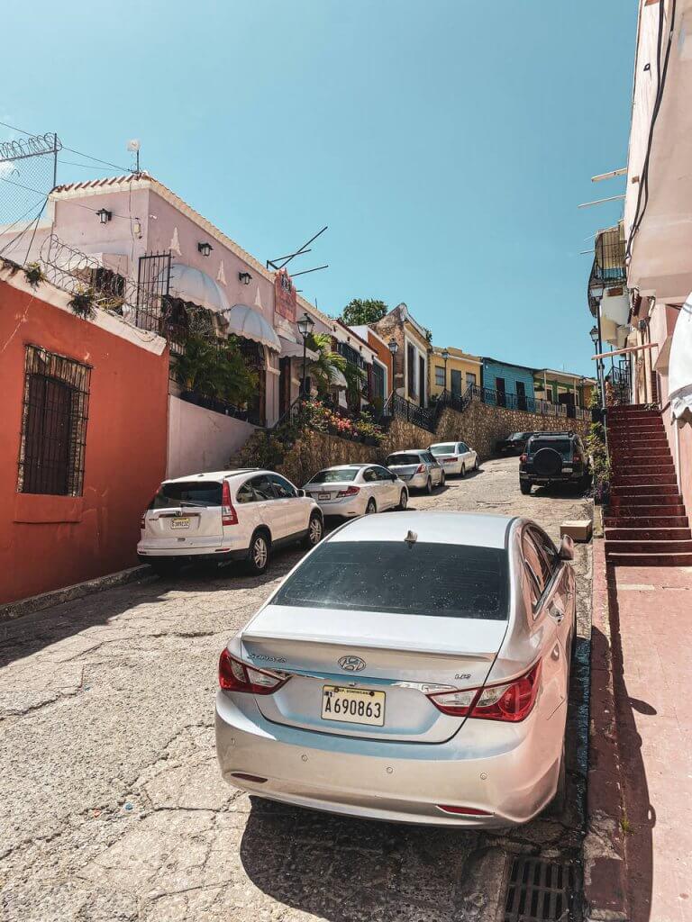 Santo Domingo co zobaczyć Ojciec Chrzestny