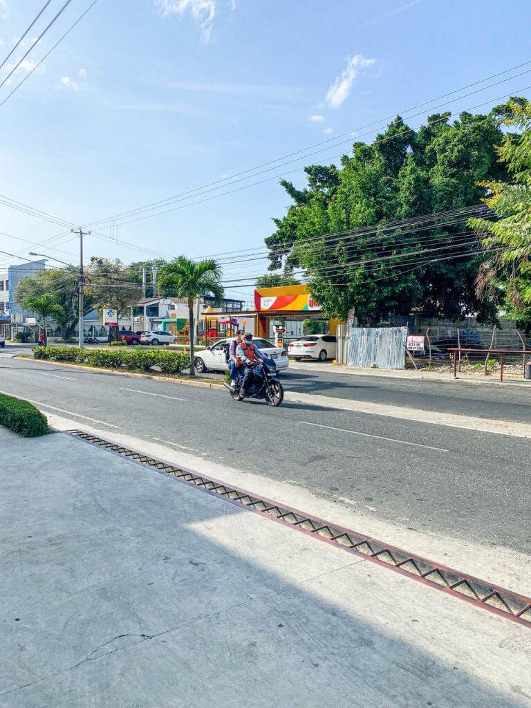 Mototaxi Puerto Plata Dominikana atrakcje