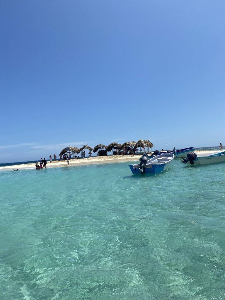 Rajska wyspa Cayo Paradise